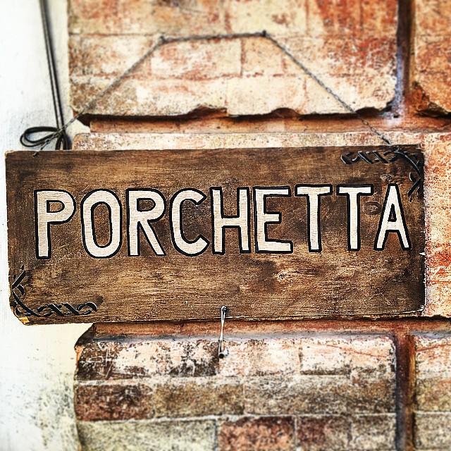 Buon inizio settimana #porchetta #porchettiamo #umbria #food #foodlovers