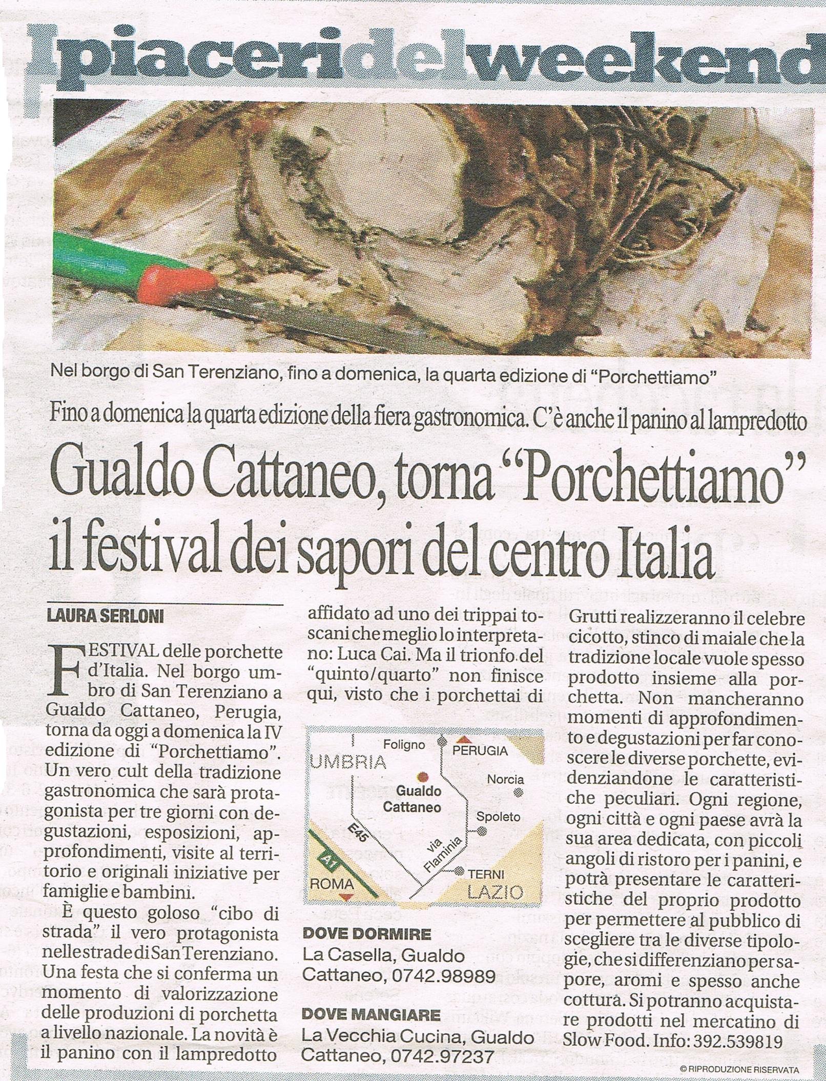 Repubblica Maggio 2013