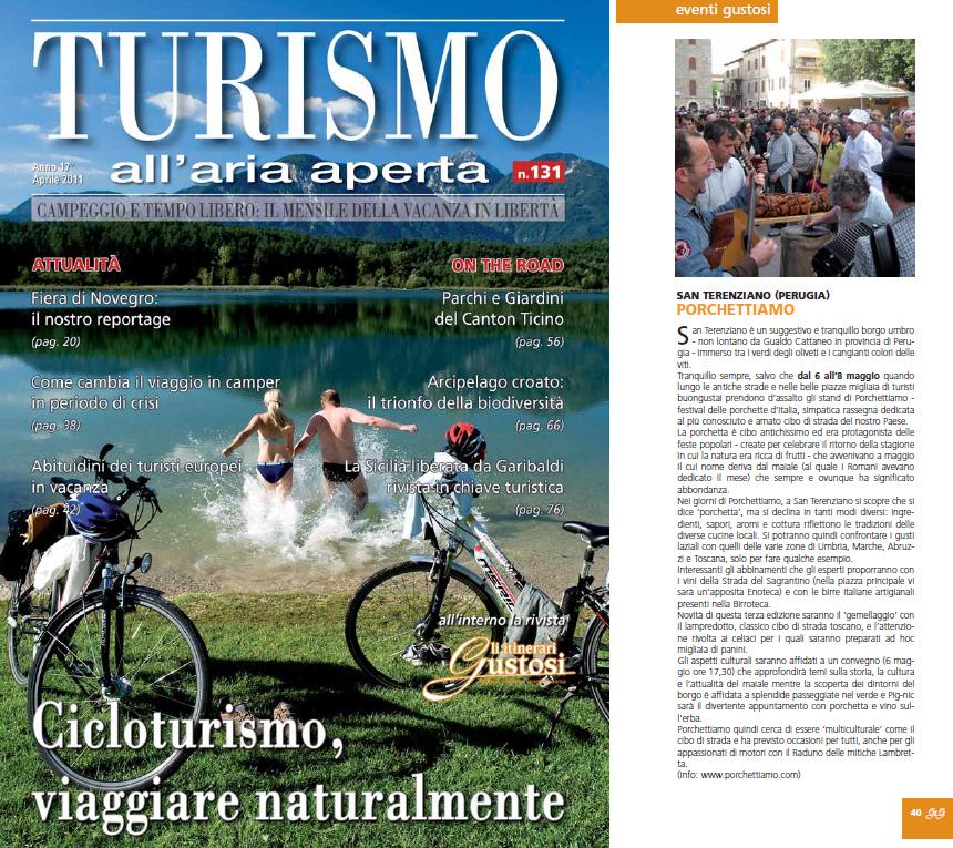 Turismo 2011